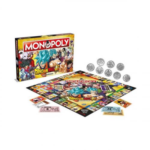 Dragon Ball Super jeu de plateau Monopoly