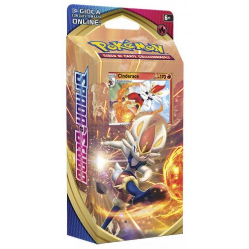 Pokémon Épée et Bouclier : Starter Pyrobut