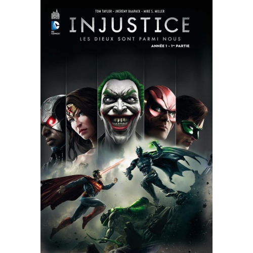 Injustice Tome 1 + Tome 2 (VF) occasion