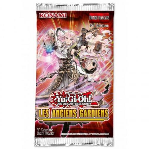 Yu-Gi-Oh Booster Les anciens Gardiens