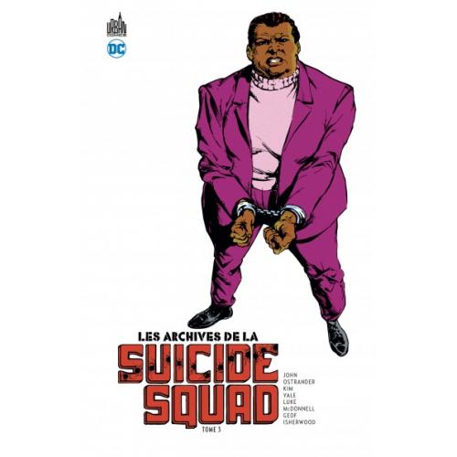 Les archives de la Suicide Squad Tome 3 (VF)