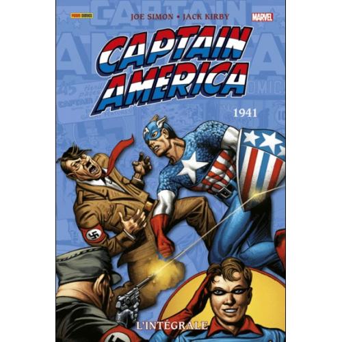 Captain America Comics : L'intégrale 1941 (Tome 1) (VF)