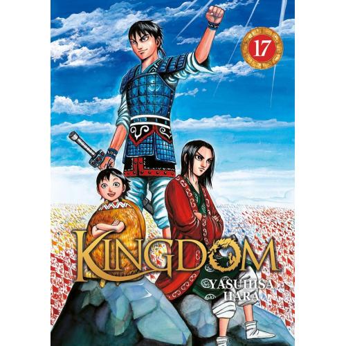 Kingdom Tome 17 (VF)