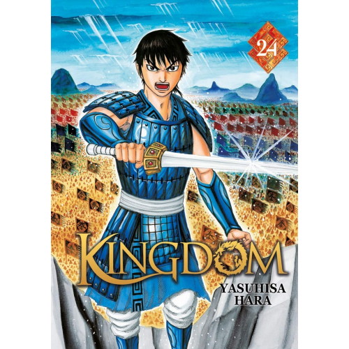 Kingdom Tome 24 (VF)