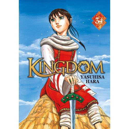 Kingdom Tome 34 (VF)