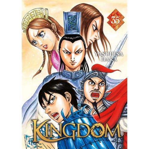 Kingdom Tome 35 (VF)