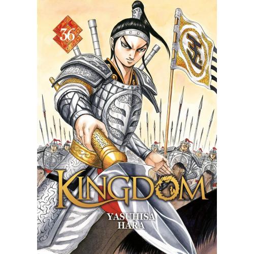 Kingdom Tome 36 (VF)