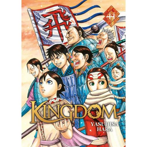 Kingdom Tome 44 (VF)