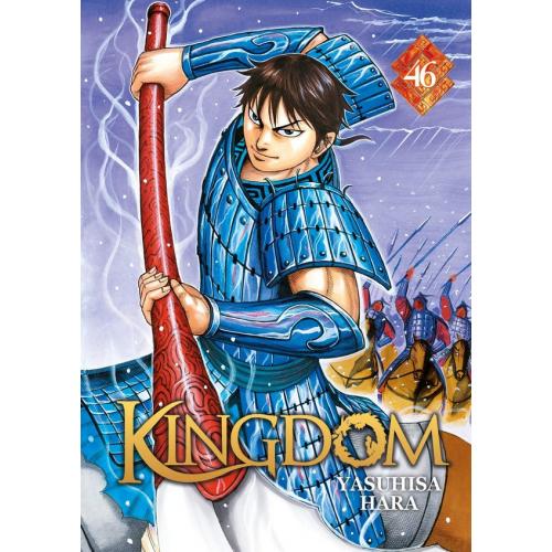 Kingdom Tome 46 (VF)