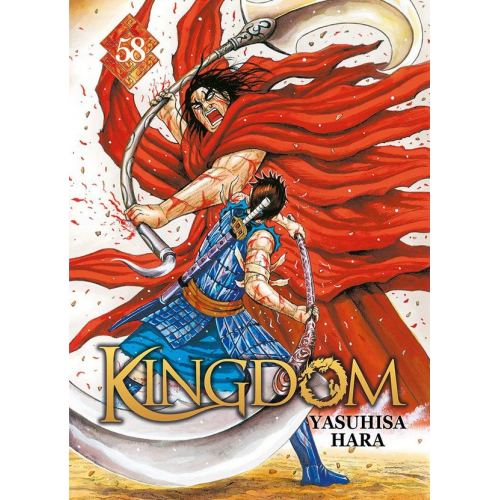 Kingdom Tome 58 (VF)