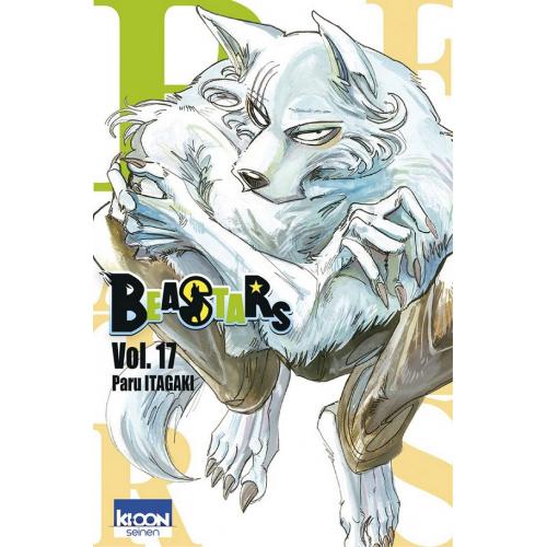 Beastars Tome 17 (VF)