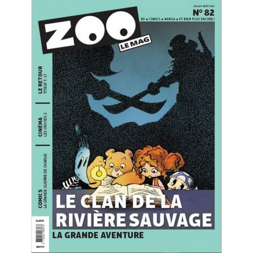 OFFERT : ZOO LE MAG - N°82