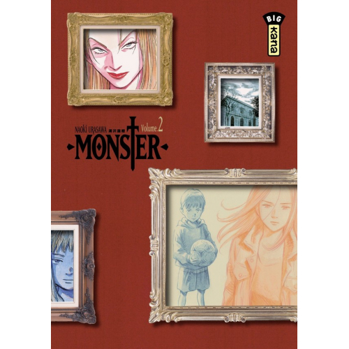 Monster Deluxe Tome 2 (VF)