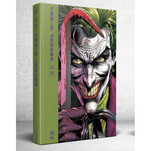 Edition Luxe - Batman Trois Jokers - Urban Limited (VF)