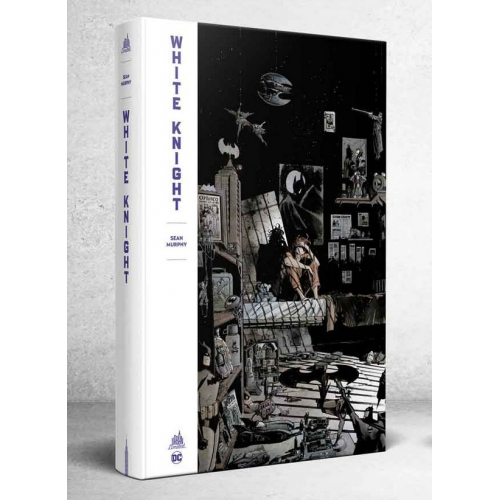 Edition Luxe : BATMAN WHITE KNIGHT - Urban Limited (VF)