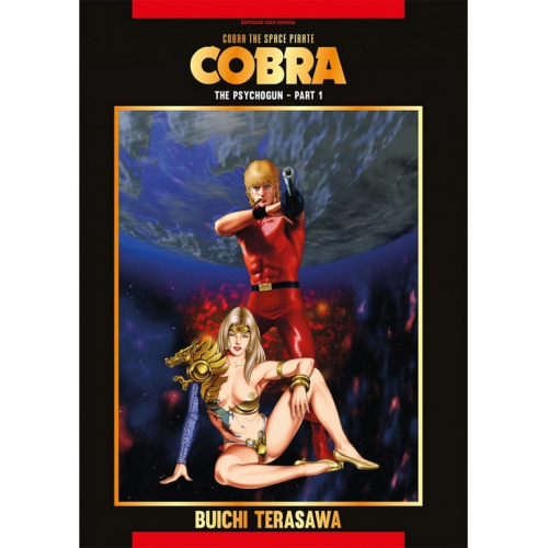 Cobra The Space Pirate Tome 1 (The Psychogun Part 1) (VF)