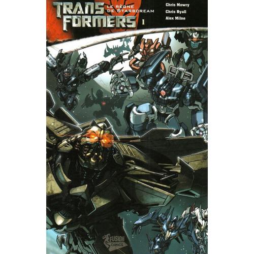 Transformers Tome 1 (VF) occasion