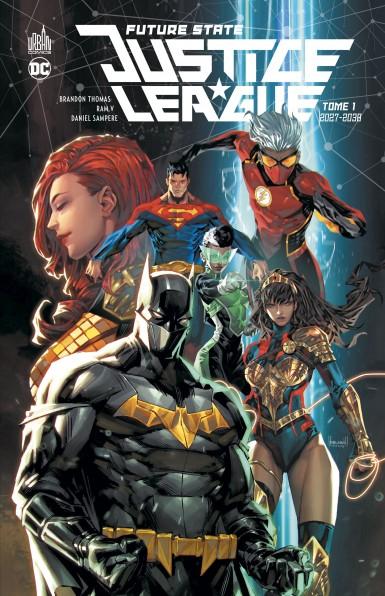 Future State : Justice League Tome 1 (VF)