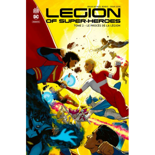 Legion of Super Heroes Tome 2 (VF)