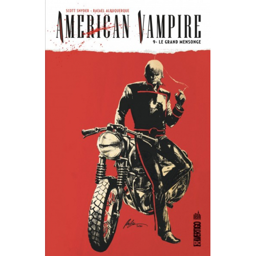 American Vampire Tome 9 (VF)