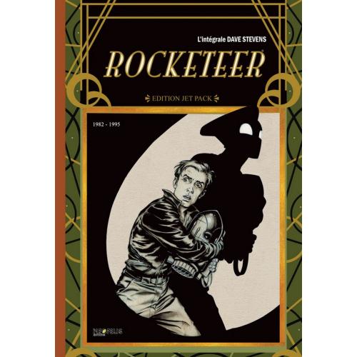 Dave' Stevens The Rocketeer Jetpack Edition (VF)