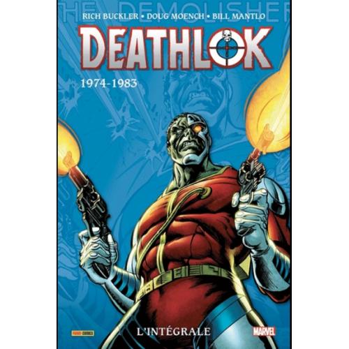 Deathlock : L'intégrale 1974-1983 (Tome 1) (VF)