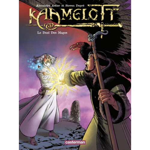 Kaamelott Tome 6 : Le duel des mages (VF)