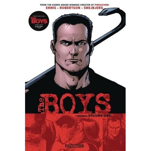 The Boys Omnibus Volume 1 (VO) occasion