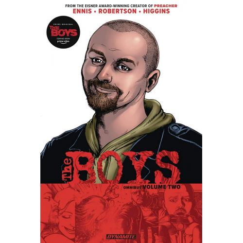 The Boys Omnibus Volume 2 (VO) occasion
