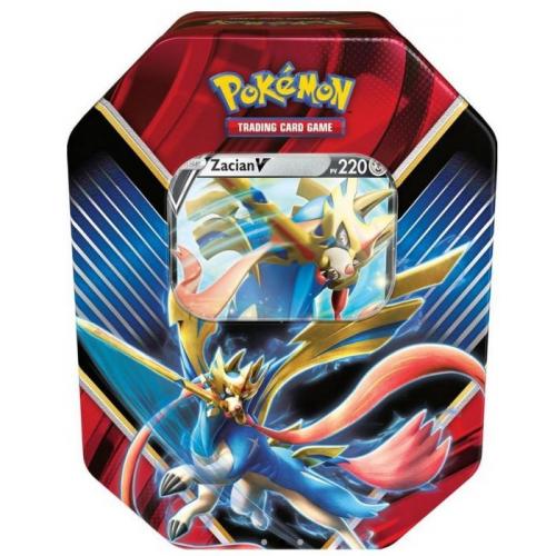 Pokémon Pokebox Lot de 4 boosters Zacian