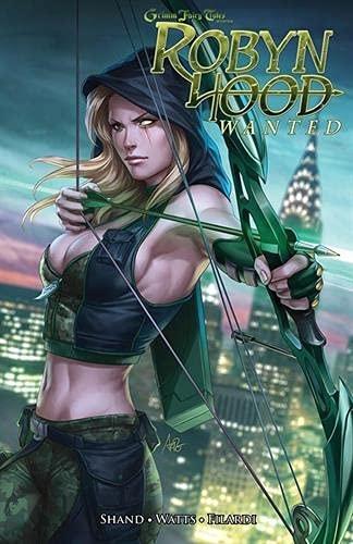 Robyn Hood : Wanted (VF)