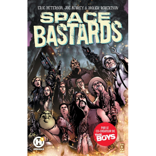 Space Bastards (VF)