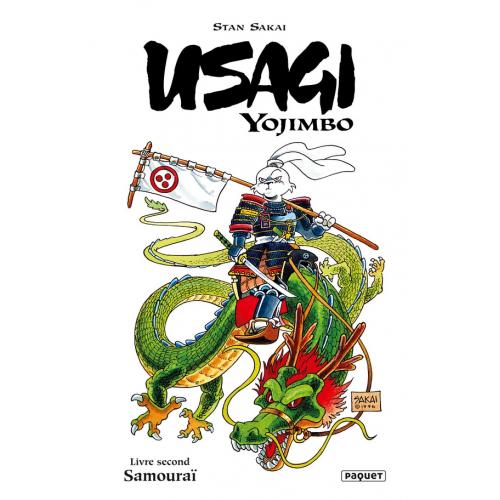 Usagi Yojimbo Tome 2 Couleur (VF)