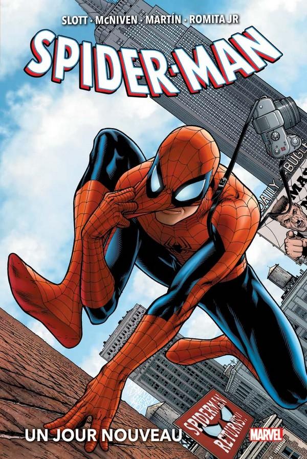 Spider-Man Tome 1 (VF)