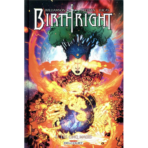 Birthright tome 8 (VF)