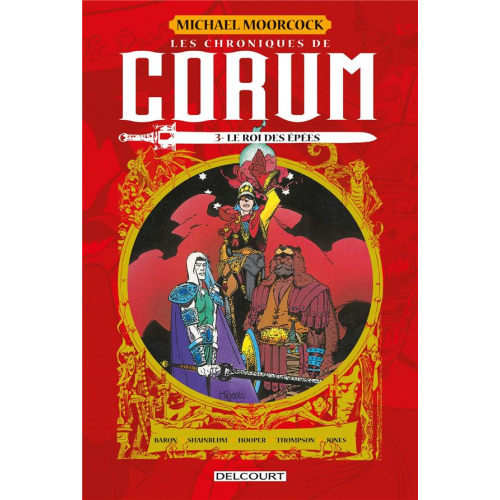 Les Chronique de Corum Tome 3 (VF)