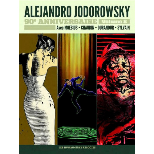 Jodorowsky 90 ans - VOLUME 8 (VF) Occasion