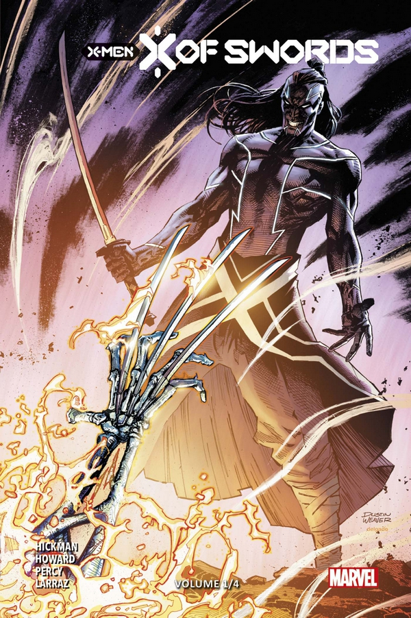 X-MEN : X OF SWORDS TOME 1 EDITION COLLECTOR (VF)