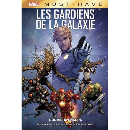 Les Gardiens de la Galaxie : Cosmic Avengers MUST-HAVE (VF)