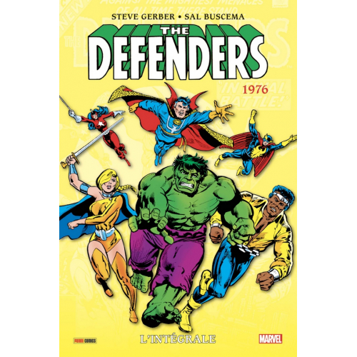 Defenders : L'intégrale 1976 (Tome 5) (VF)