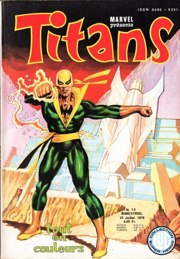 Titans N°21 (VF)