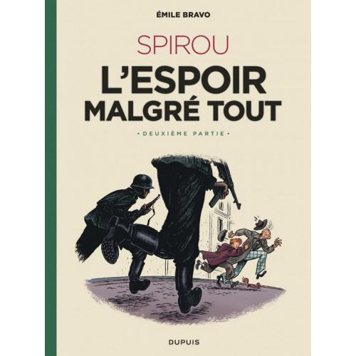 Le Spirou d'Emile Bravo Tome 2 - l'espoir malgré tout (Première partie) (VF)