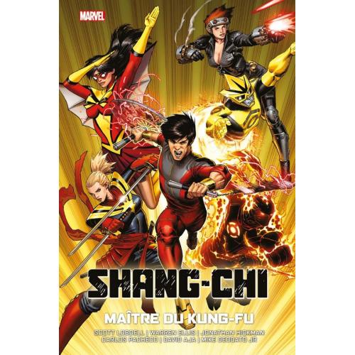 SHANG-CHI MAITRE DU KUNG FU (MAX) (VF)