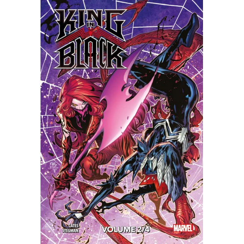 KING IN BLACK TOME 2 EDITION COLLECTOR (VF)