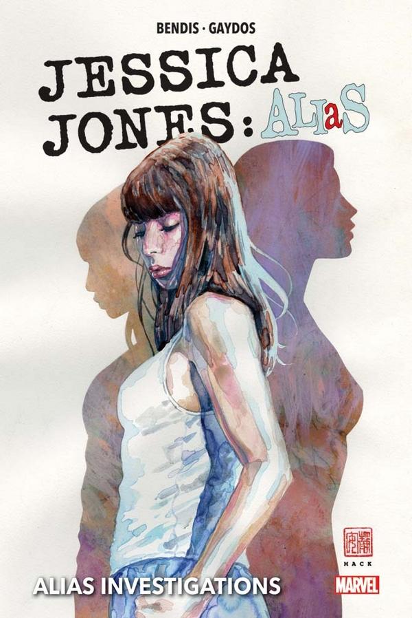 Jessica Jones Alias Deluxe Tome 1 (VF)
