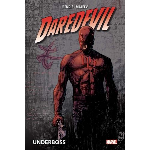 Daredevil Tome 1 : Underboss - Deluxe - Bendis Maleev (VF)