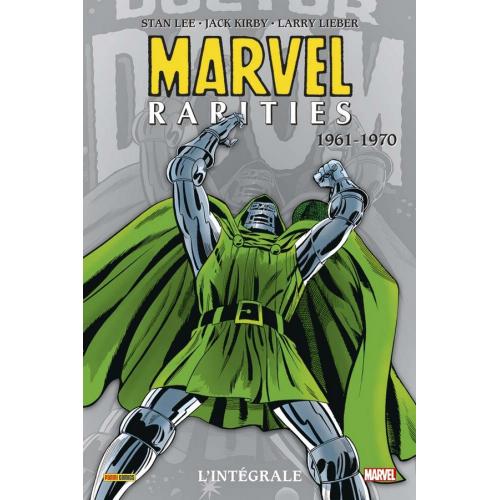 Marvel Rarities : L'intégrale 1964-1971 (Tome 1) (VF)