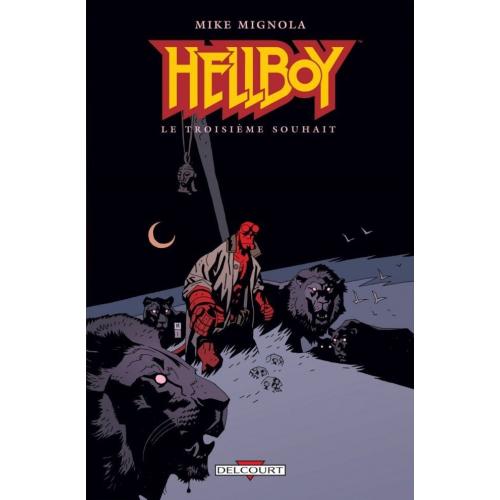Hellboy Tome 7 : Le Troisième souhait (VF)