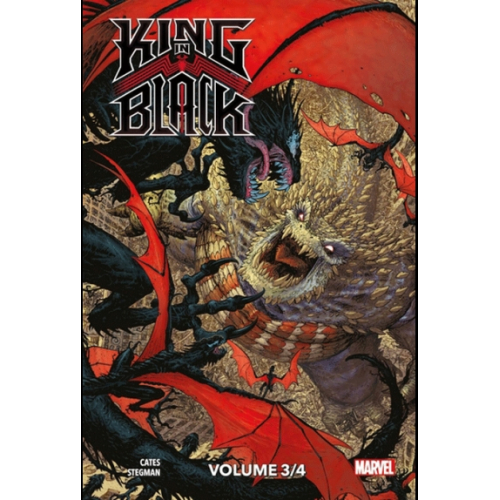 KING IN BLACK TOME 3 ÉDITION COLLECTOR (VF)
