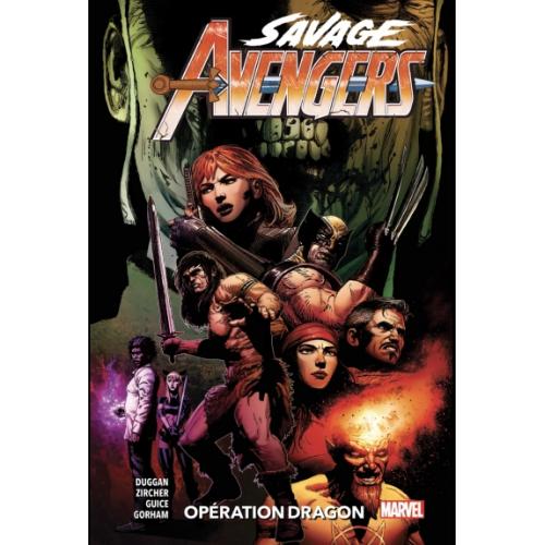 SAVAGE AVENGERS TOME 3 (VF)